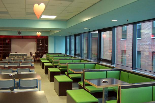 Vink Systemen BV - restaurant - Katwijk | 2002