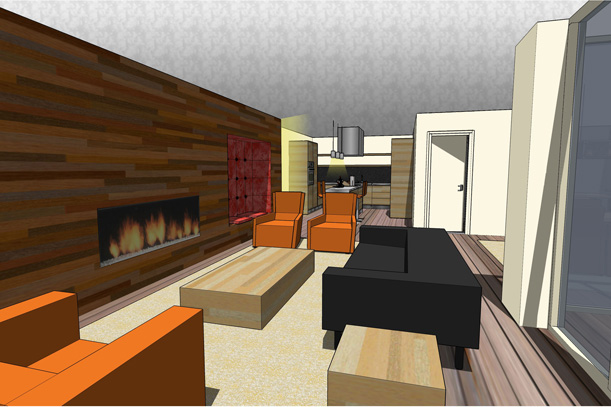 Appartement – Zeist | 2006