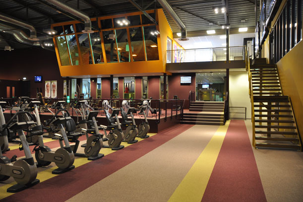 Health & Sports Club Vouershof - Geleen | 2010
