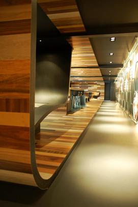 Tajima Benelux - showroom - Baarle Nassau | 2010