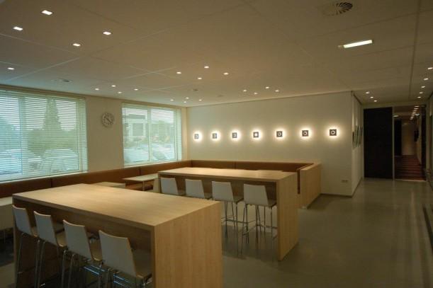 CED Holding BV - restaurant - Capelle aan den IJssel | 2008