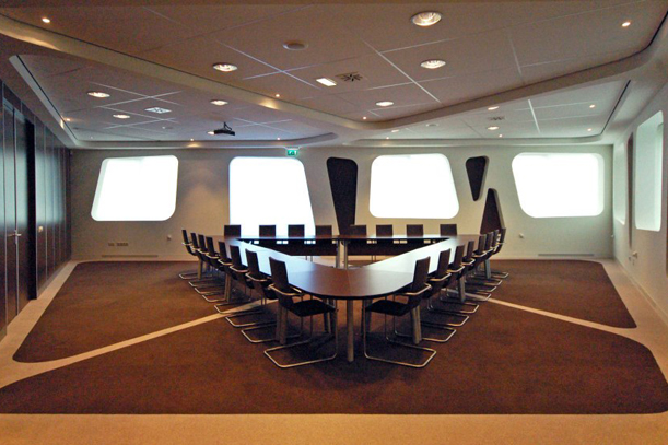CED Holding BV - vergaderruimte - Capelle aan den IJssel | 2008