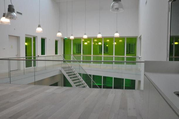 KNVB - renovatie & uitbreiding kantoor \
